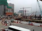 Construction in Hong Kong