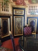 Gorgeous painted room, Paris