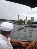 Touring the Seine