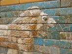 Glazed lion at Ishtar gate
