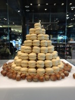 Macaroons at the Zurich airport