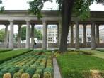 Museum gardens Berlin