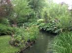 Creek at Giverny, France