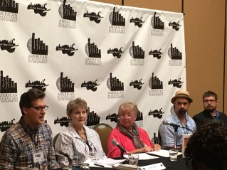 Killer Nashville Plot Twists panel